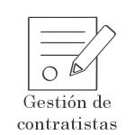 Test de gestión de contratistas